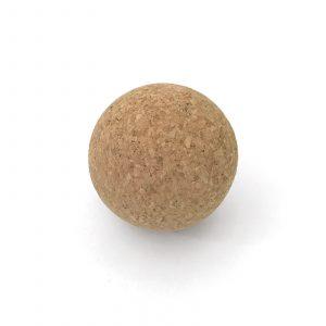 kork ball 6 og 8 cm