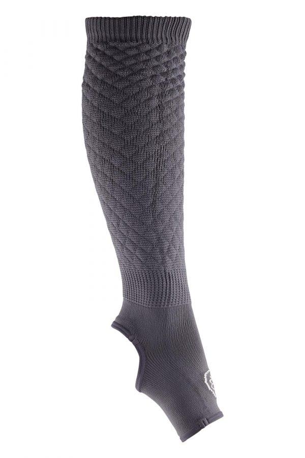 Beluga Legwarmer - Grey