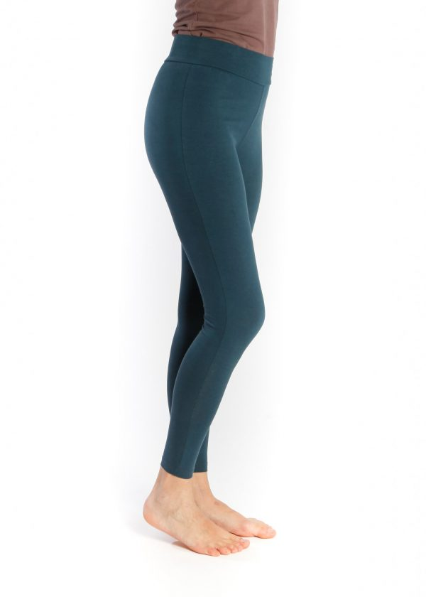 Yogamii lilly leggings sea blue