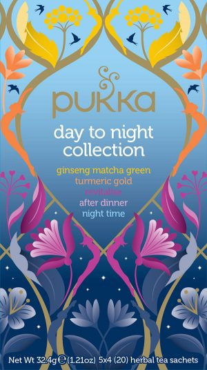 Pukka Day-to-Night collection