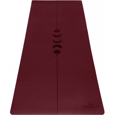 moonchild yoga mat PLUM