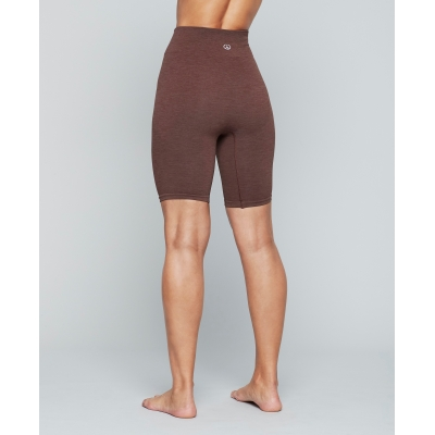 Seamless Biker shorts - Earth