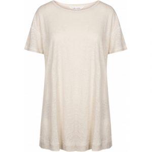 Bertha Linnen oversize t-shirt Moonstruck