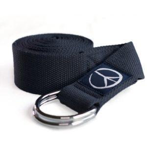 moonchild yoga strap navy